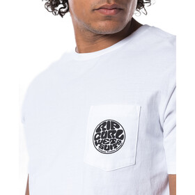 Rip Curl Original Wetty Maglietta A Maniche Corte Uomo, optical white